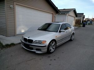 2003 BMW 3-Series 330i M-Sport Package