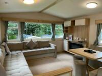 Static Caravan For Sale Sited 12 month park Co Durham Stanhope Weardale