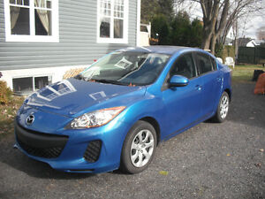 2012 Mazda Mazda3 Familiale