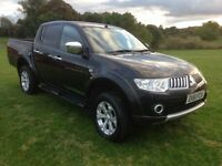 Mitsubishi L200 Warrior 4x4 Automatic