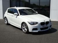 2013 BMW 1 Series 2.0 120d M Sport Sports Hatch 5dr