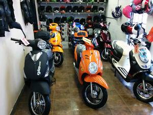 2017 GIO Italia 500-Watt Electric Scooter! Brand New on Sale NOW Edmonton Edmonton Area image 16