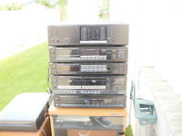 Kenwood Stereo System for sale
