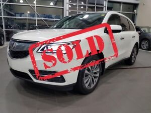 2016 Acura MDX Sold!