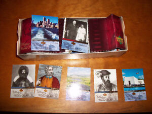 2004 UPPER DECK The History of the United States Collector Cards