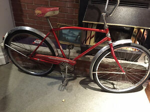 Vintage CCM Imperial 700 cruiser, all original.