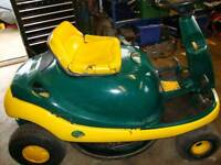 Wanted ride on mower (very small)