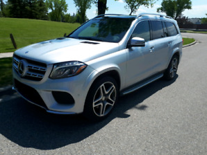 2017 MERCEDES BENZ GLS 550