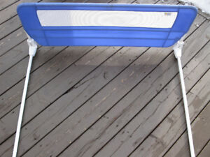 Baby Gate and Two Bed Rails for sale