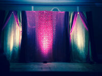 South Asian Wedding Decor Rental Service !!!