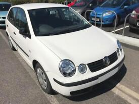 Volkswagen Polo S SDi 5dr DIESEL MANUAL 2003/03