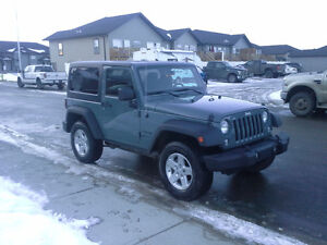 2014 Jeep Wrangler Sport- MUST SEE!