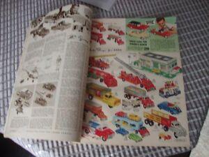 Eaton's Christmas Catalogue 1958