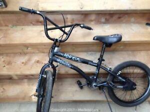 X-games bike - needs repair