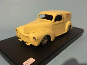 1941 Willys Sedan Delivery Model Car