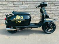 Scomadi TL 125cc 125 Scooter ALSO WANTED
