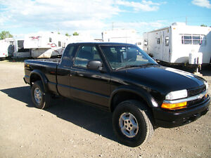 MUST SEE LIMITED EDT 2001 CHEVY S-10 ZR-2 4X4 MINT COND $2700