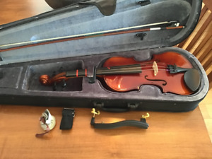 Youth sized Violin 3/4