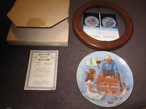"Sandra Kuck ""Grandpa & the Doll House"" - Framed - $35.00 Kitchener / Waterloo Kitchener Area image 2"