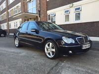 Mercedes C220 cdi , 2005year , Leather Leather