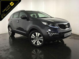 2014 KIA SPORTAGE KX-3 CRDI AWD ESTATE 1 OWNER KIA SERVICE HISTORY FINANCE PX