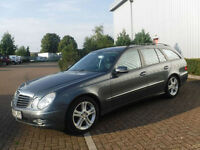 Mercedes E280 3.0CDI Avantgarde Estate Left Hand Drive(LHD)