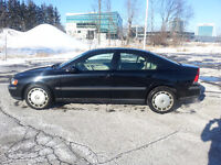 2002 Volvo S60 T5  FULLY LOADED