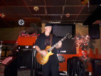 Lead blues/rock/classic guitariste available for shows....
