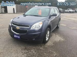 2014 Chevrolet Equinox LS  - Certified - Bluetooth -  SiriusXM -