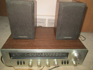REALISTIC STA-430 SOLID STATE AM/FM STEREO RECEIVER with Realist