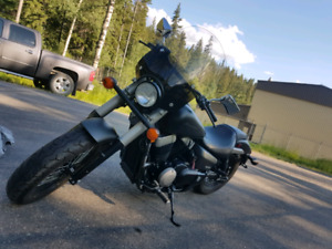 2013 Honda Shadow Phantom warranty