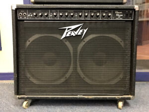 Used Guitar Amplifiers