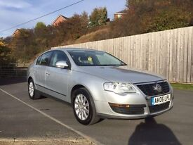 VW PASSAT S 2006 1.9TDI +LOW MILEAGE+ not Toyota avensis Vauxhall vectra ford mondeo