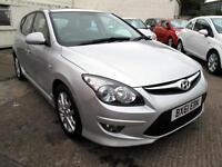 2011 61 Hyundai i30 1.6CRDI Comfort 5 DR Diesel 6Spd 1 Owner 85K FSH £30 R/Tax