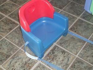 reausseur pour chaise enfant