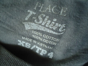 Boys Size 4 Long Sleeve Cotton T-Shirt by Children's Place Kingston Kingston Area image 3