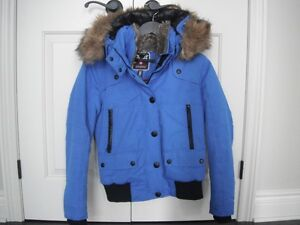 Ladies Blue Point Zero Winter Jacket Size Small