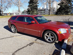 2005 DODGE MAGNUM R/T LOADED