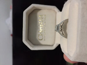 engagement ring selling 1500 obo