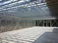 Commercial Drywall & Framing Services Toronto 416.628.8891