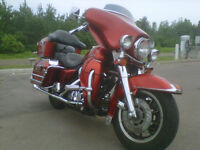 Harley FLHTC For Sale OR Trade For A Boat