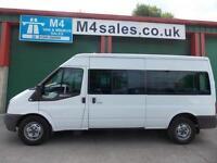 Ford Transit 350 14 Seat Minibus Euro 5 135ps