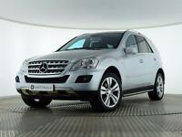 2010 Mercedes-Benz M Class 3.0 ML350 CDI BlueEFFICIENCY Sport 7G-Tronic 4x4
