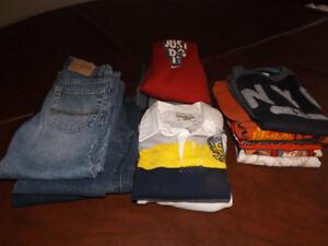 Boys clothing, size 6
