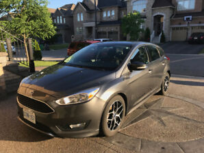 2017 Ford Focus SE Hatchback for Sale!!!