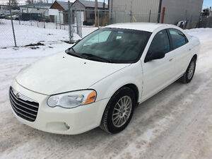2004 Chrysler Sebring Sedan TOURING