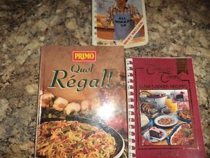 Cooking book Recipes Cornwall Ontario image 1