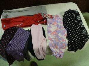 Lot 4 is Girls size 2 clothes for sale.
