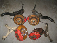 ACURA RSX K20A TYPE R DISK BRAKE CONVERSION JDM K20A RSX 5X114.3