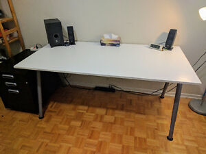 GALANT Ikea Office Desk - Very Good Condition - $80 each (OBO)
